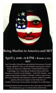 Being Muslim in America and MIT