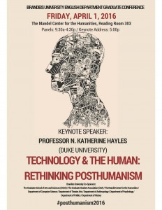 Technology & The Human_ Rethinking Posthumanism